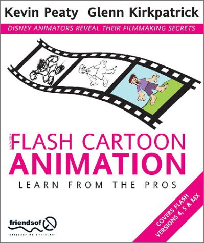 9781903450987: Flash Cartoon Animation: Learn from the Pros