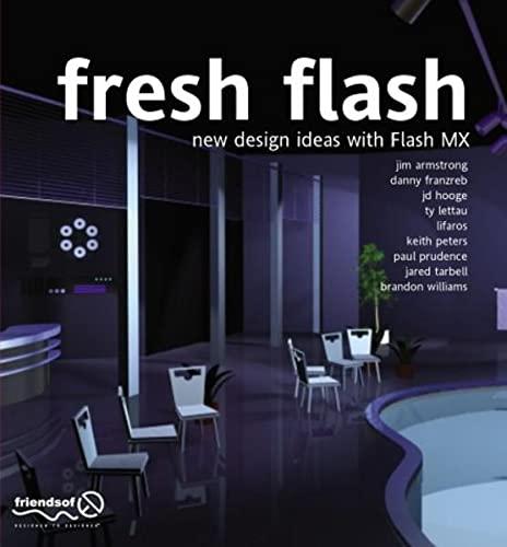9781903450994: Fresh Flash: New Design Ideas with Macromedia Flash MX