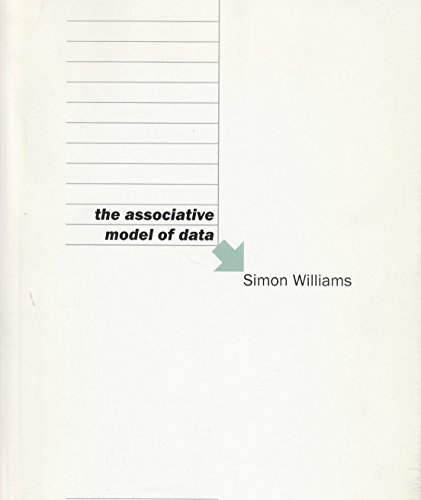 9781903453001: Associative Model of Data, The