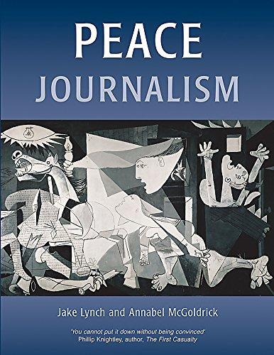 Peace Journalism: Annabel McGoldrick