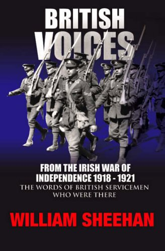 9781903464892: British Voices: From the Irish War of Independence 1918 - 1921