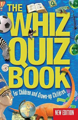 9781903464984: The Whiz Quiz Book: For Children and Grown-Up Children