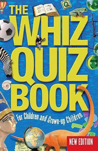 The Whiz Quiz Book: National Parents Council