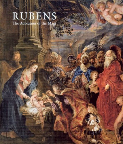 Rubens: The Adoration of the Magi: Vergara, Alejandro, Cabrero,