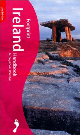 Footprint Ireland Handbook (2nd Edition): Sheehan, Sean M., Levy, Patricia