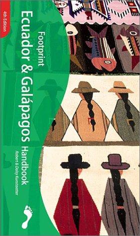 9781903471524: Footprint Ecuador and the Galapagos Handbook
