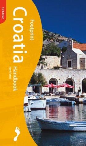 9781903471531: Croatia Handbook (Footprint Croatia Handbook)