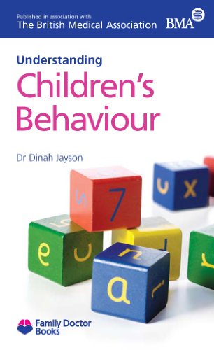 Understanding Children's Behaviour (Family Doctor Books): Jayson, Dinah