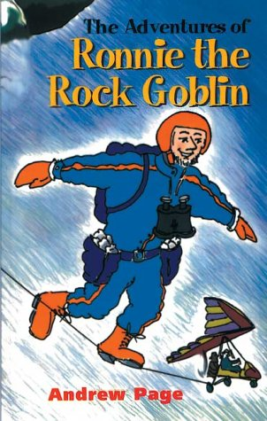 Ronnie the Rock Goblin (AN AUTHOR INSCRIBED: Page, Andrew