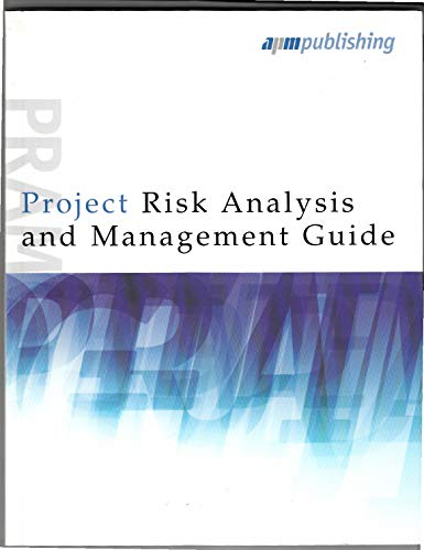 9781903494127: Project Risk Analysis and Management Guide