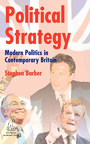Political Strategy (1903499283) by Barber, Stephen