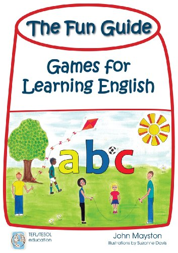 9781903499481: The Fun Guide: Games for Learning English
