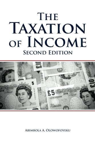 9781903499764: The Taxation of Income