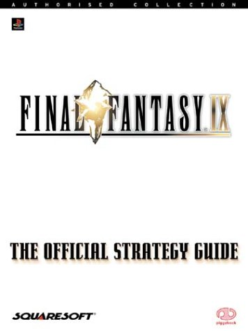 9781903511107: Final Fantasy IX: Official Strategy Guide (Strategies & Secrets)