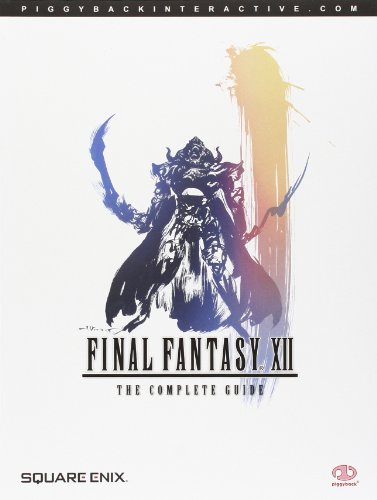 Final Fantasy XII: The Complete Guide: Piggyback