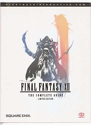 Final Fantasy XII (Limited Edition): The Complete: Piggyback