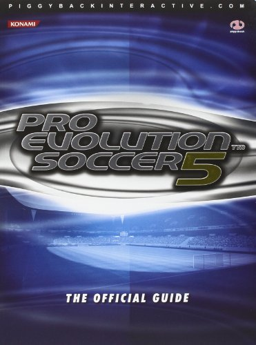 9781903511770: Pro Evolution Soccer: The Official Guide