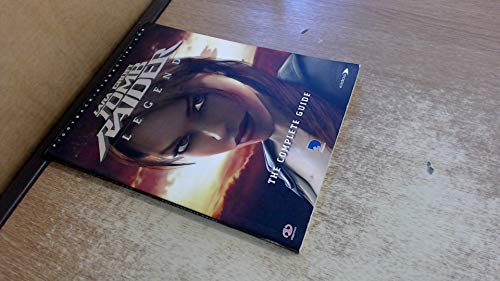 9781903511817: Tomb Raider Legend: The Complete Official Guide