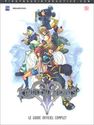 9781903511916: KINGDOM HEARTS II - LE GUIDE OFFICIEL COMPLET