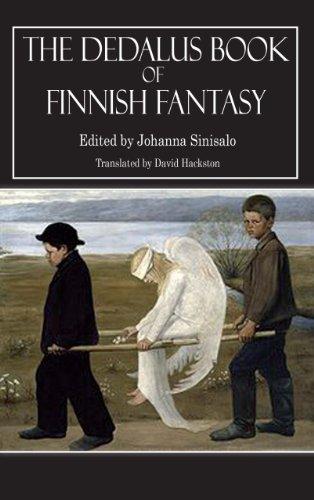 9781903517291: The Dedalus Book of Finnish Fantasy (European Literary Fantasy Anthologies)