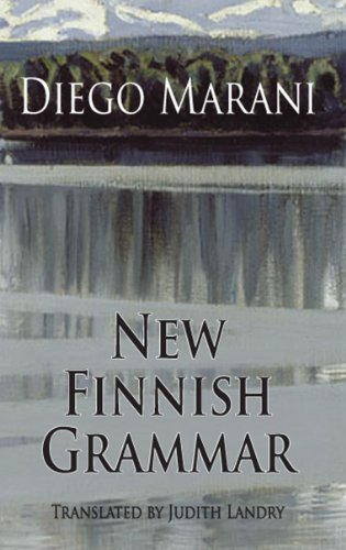 9781903517949: New Finnish Grammar (Dedalus Europe 2011)