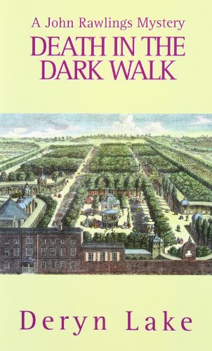 Death in the Dark Walk (John Rawlings Mystery): Lake, Deryn