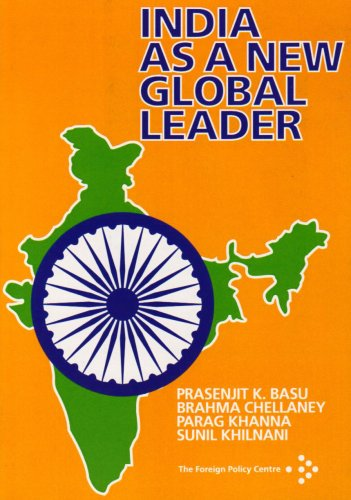 9781903558522: India as a New Global Leader