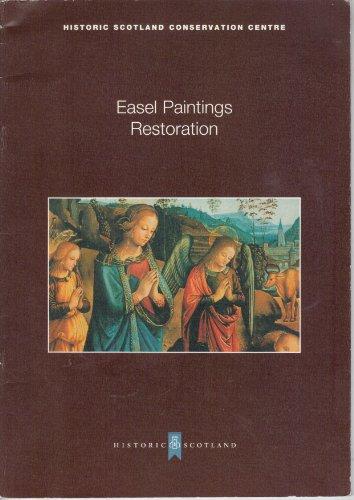 9781903570883: Easel Paintings Restoration