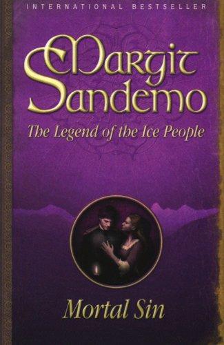 Mortal Sin (Legend of the Ice People): Margit Sandemo