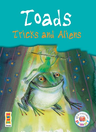 Bookcase 5th Class Anthology-Toads