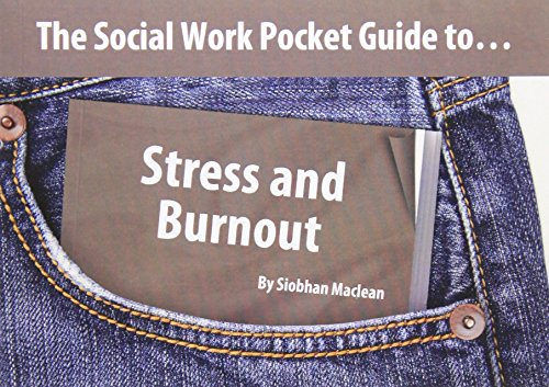 9781903575727: The Social Work Pocket Guide to Stress and Burnout