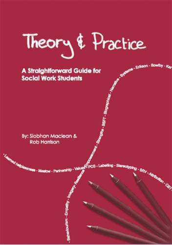 9781903575734: Theory and Practice: A Straightforward Guide for Social Work Students