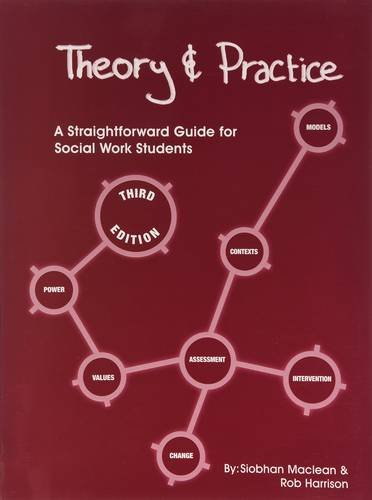 9781903575956: Theory and Practice: A Straightforward Guide for Social Work Students