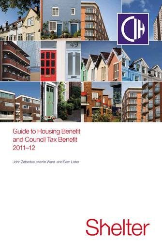 9781903595930: Guide to Housing Benefit and Council Tax Benefit