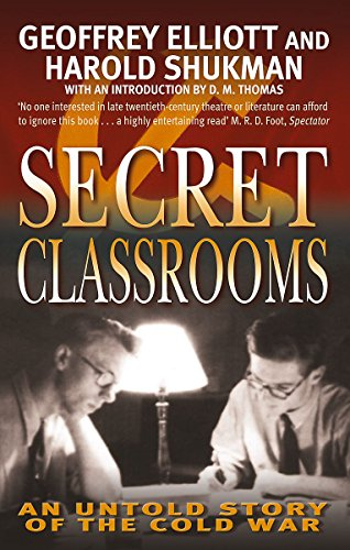 9781903608135: Secret Classrooms: An Untold Story of the Cold War
