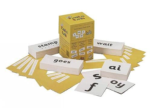 9781903619049: Jolly Phonics Cards (set of 4 boxes)