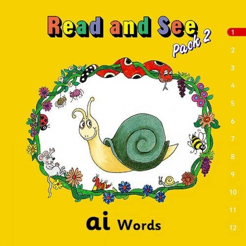 9781903619407: Jolly Phonics Read and See