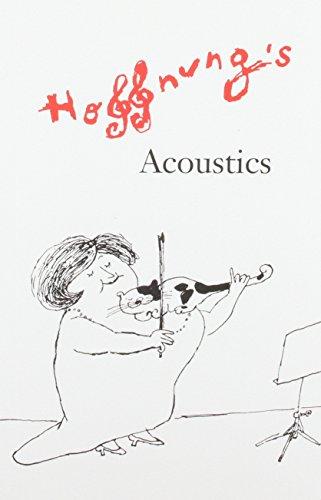 9781903643051: Hoffnung's Acoustics