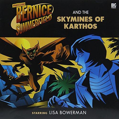The Skymines of Kathos (Professor Bernice Summerfield): David Bailey