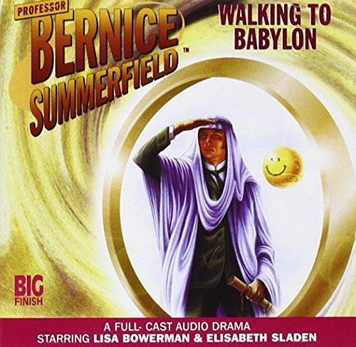 9781903654194: Walking to Babylon (Professor Bernice Summerfield)