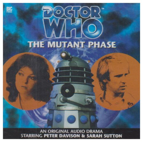 9781903654217: The Mutant Phase (Doctor Who)