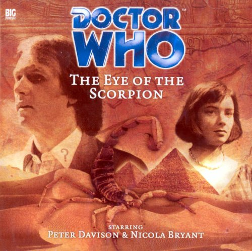 9781903654491: Eye of the Scorpion (Doctor Who)