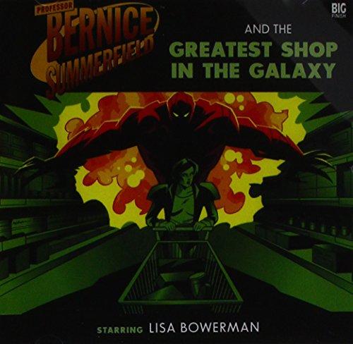 9781903654668: The Greatest Shop in the Galaxy (Professor Bernice Summerfield)