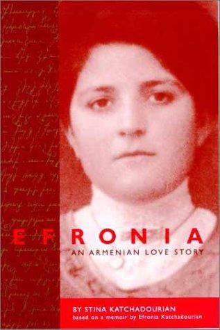 9781903656020: Efronia: An Armenian Love Story