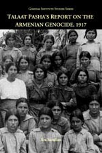 9781903656617: Talaat Pasha's Report on the Armenian Genocide, 1917