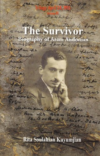 9781903656945: The Survivor: Biography of Aram Andonian