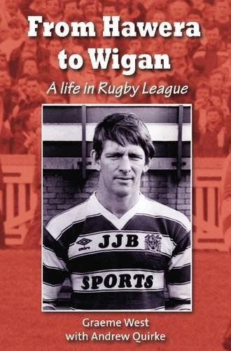 9781903659595: From Hawera to Wigan: A Life in Rugby League