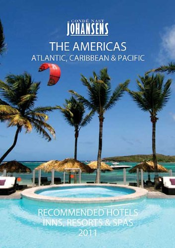 9781903665541: CONDÉ NAST JOHANSENS RECOMMENDED HOTELS, INNS and RESORTS - THE AMERICAS, ATLANTIC, CARIBBEAN, PACIFIC 2011 (Johansens Recommened Hotels Inns and Resorts: North America, Burmuda, Caribbean, Pacific)