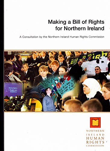 9781903681183: Making a bill of rights for Northern Ireland: A consultation by the Northern Ireland Human Rights Commission
