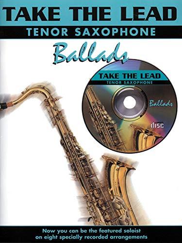 9781903692059: Take the Lead: Ballads (Tenor Saxophone) +CD